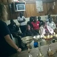 Volunteers 2016 kibiko